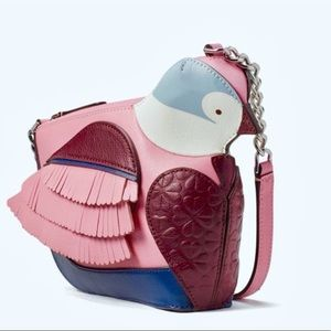 NWT Kate Spade Love Birds Lovebirds Crossbody Bag